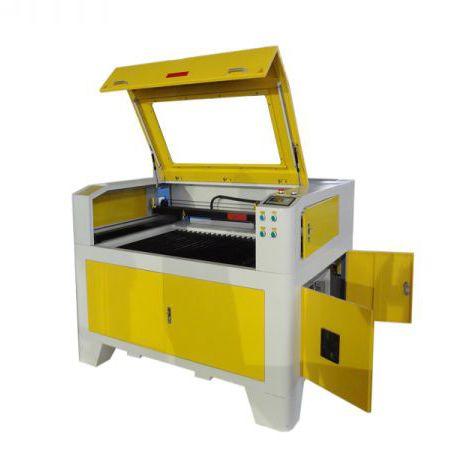 Laser engraving machine NC-E4060 6040 Jinan Nice-Cut Mechanical Equipment Co., Ltd.