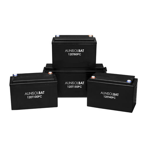 lead-carbon battery / deep cycle / for UPS / high-capacity