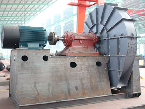 Centrifugal fan / high-temperature / anti-corrosion Shandong Kaitai Group