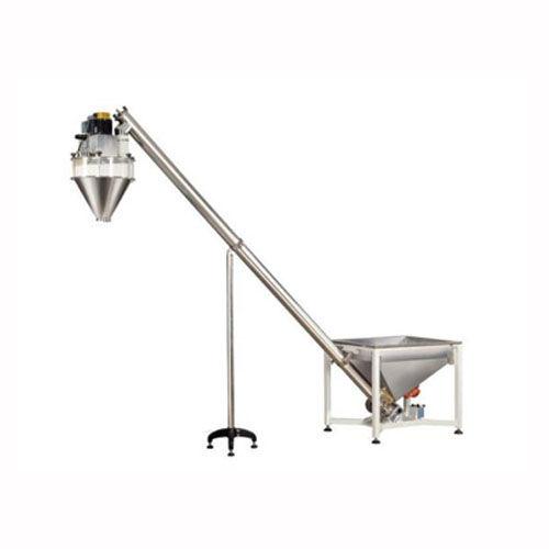 screw conveyor / trough / for packaging lines