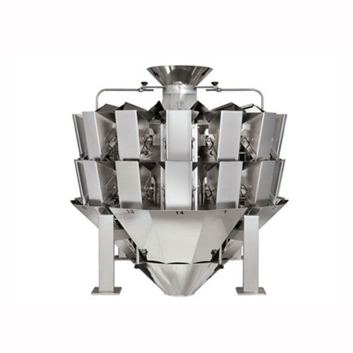 multihead weigher / with central feed / for the food industry