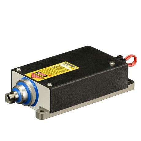 continuous wave laser / fiber / blue / fiber-coupled