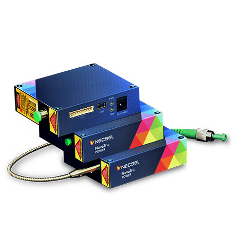 pulsed laser module / compact / multimode / semiconductor