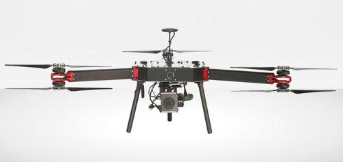 multicopter UAV / monitoring / observation