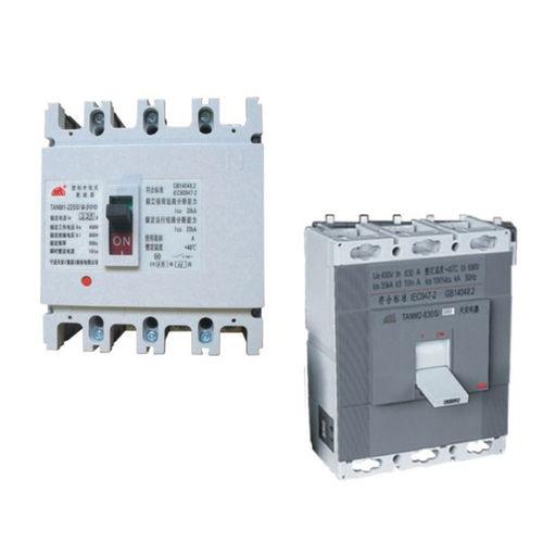 under-voltage circuit breaker / low-voltage / AC / molded case