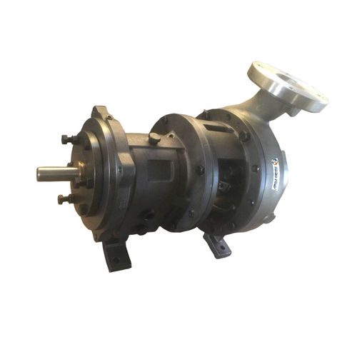chemical process pump / for chemicals / with electric motor / normal priming
