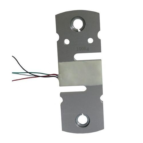 tension/compression load cell / S-beam / aluminum / for cranes