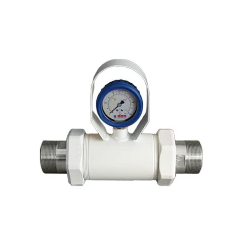 In-line seal / for pressure gauges DN25, DN32, DN50, max. 70 bar | RDM series AKO ARMATUREN