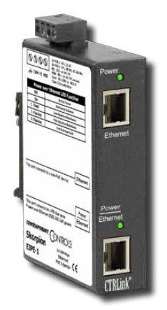 AC/DC power supply / DIN rail / redundant / Power-over-Ethernet