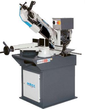 Band saw / horizontal 315 mm | SPECIAL 285 M MACC Costruzioni Meccaniche