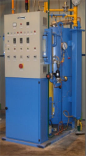 Thermal treatment process atmospheric generator G-E series SECO/WARWICK Sp. z o.o.