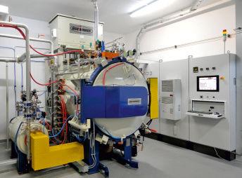 batch reactor / floor-standing / process