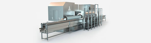 High-pressure food processing system max. 87 000 psi | AV-30 Avure Technologies