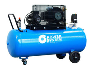 Air compressor / scroll / oil-free / on casters 200 - 630 l/min, 10 bar | PS-SCROLL series Power System
