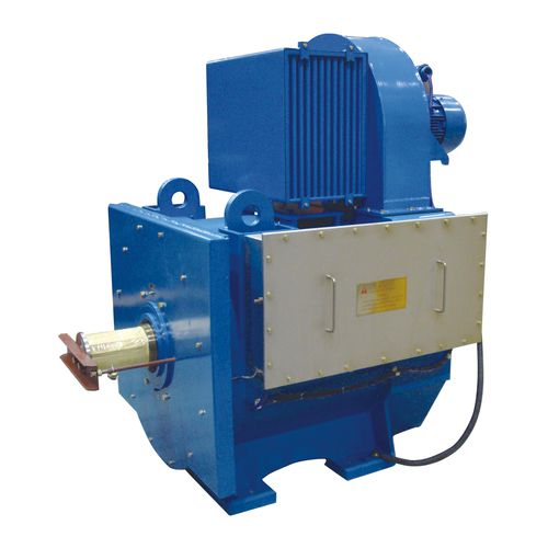 AC motor / asynchronous / 220 V / with integrated inverter