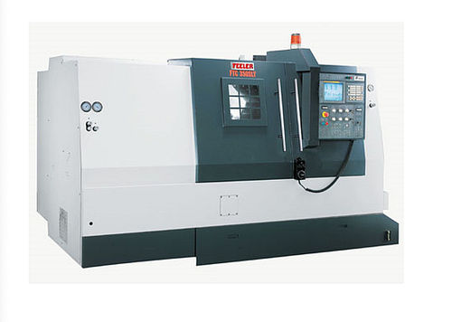 CNC turning center / universal / 2-axis max. ø 350 mm | FTC-350SLY FAIR FRIEND