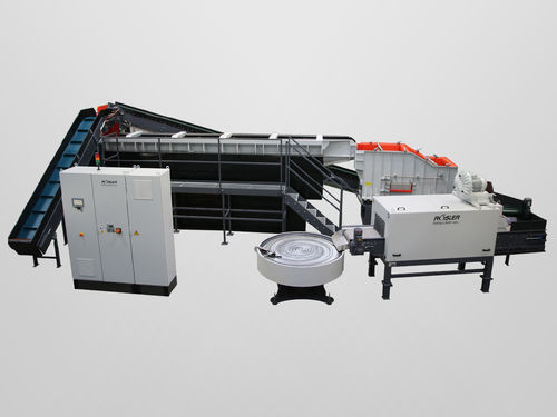 linear loading system / continuous flow