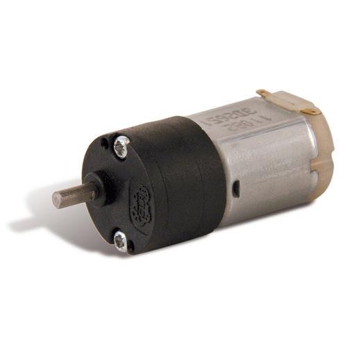 DC gearmotor / parallel-shaft / spur / compact 14 rpm - 945 rpm,  4.5 V - 12 V CLR