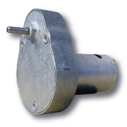 DC gearmotor / parallel-shaft / gear train / compact 2 rpm - 458 rpm, 1,5 V - 24 V CLR