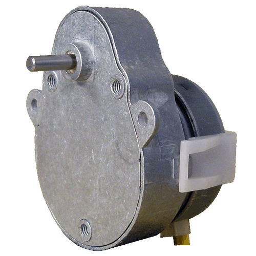 AC electric gearmotor / asynchronous / parallel-shaft / gear train 0,017 rpm - 24 rpm, 24 VAC - 230 VAC CLR