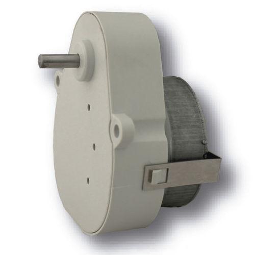 AC electric gearmotor / synchronous / parallel-shaft / gear train 0,017 rpm - 24 rpm, 24 VAC - 230 VAC CLR