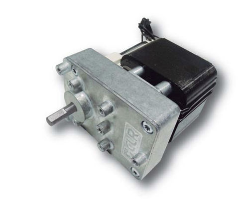AC electric gearmotor / parallel-shaft / gear train / industrial 1,5 rpm - 175 rpm, 24 VAC - 230 VAC CLR