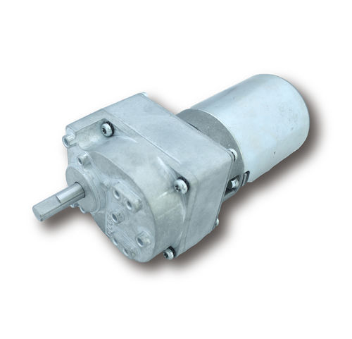 DC gearmotor / parallel-shaft / gear train / industrial