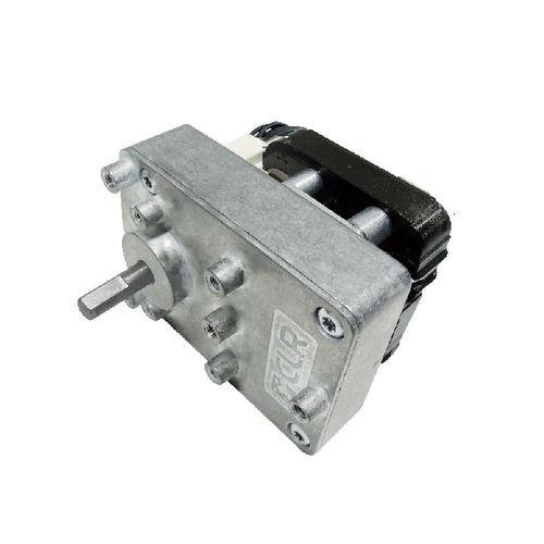 AC gear-motor / parallel-shaft / helical / 230 V