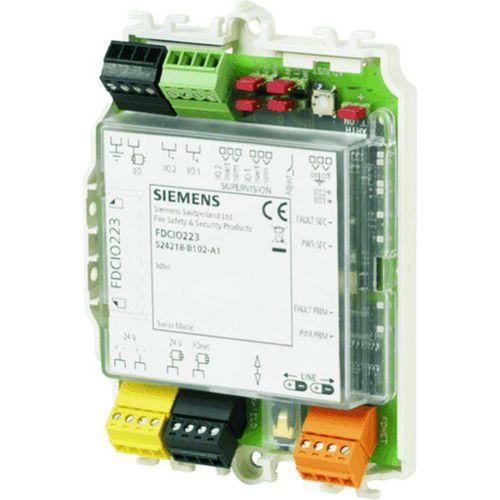 Addressable transponder FDCIO223 Siemens Building Technologies (BT HQ CC OC)