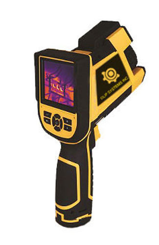 thermographic camera / infrared / handheld