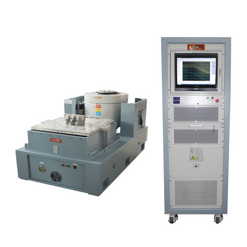 Electromagnetic test chamber / vibration / automatic / horizontal SM-VT series Sanwood Environmental Chambers Co., Ltd.