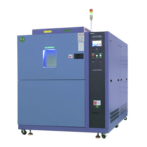 Compact thermal shock chamber / for high temperatures / low-temperature SM-2P-A series Sanwood Environmental Chambers Co., Ltd.