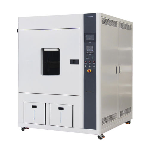 aging test chamber / automatic / with xenon arc lamp / for materials testing machines