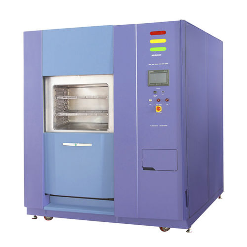 thermal shock test chamber / automatic / 2-zone / 3-zone