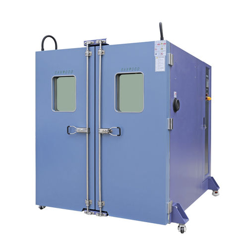 humidity test chamber / with temperature and climatic control / for rapid temperature cycling / automatic