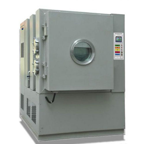altitude test chamber / low-temperature / for high temperatures / accelerated