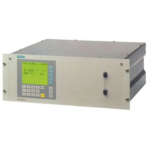 process gas analyzer / oxygen / continuous / extractive