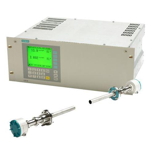 process gas analyzer / exhaust gas / oxygen / carbon dioxide