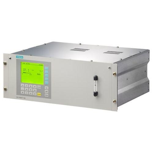 process gas analyzer / oxygen / concentration / continuous