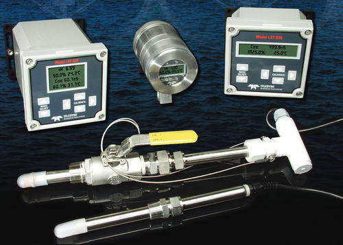 Dissolved oxygen multi-parameter transmitter / conductivity / ORP / digital LXT-220 / LXT-230 / LXT-280 Teledyne Analytical Instruments