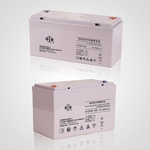 lead-acid battery / AGM / valve-regulated / VRLA