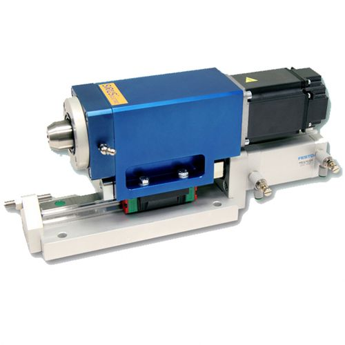 rotary actuator / pneumatic / for ultrasonic welding machines / industrial