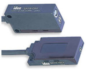 Diffuse reflective photoelectric sensor / cubic / infrared / high-speed IP 66 | SA1A/SA1B IDEC USA