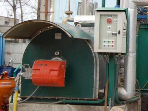 Thermal fluid boiler / electric / gas / horizontal - CO series ...