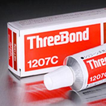 Flange seal / VOC-free liquid / adhesive / rubber 1200 series THREE BOND