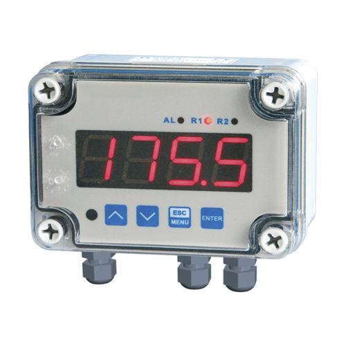 LED display / 4-digit / RS485 / IP65