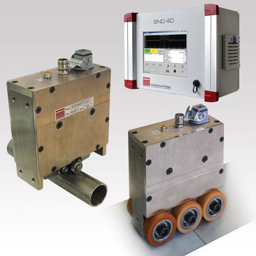 weld seam detector - ROLAND ELECTRONIC