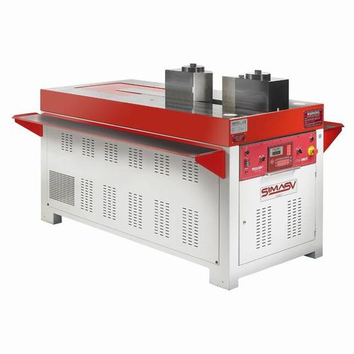 Hydraulic press brake / CNC / compact T100 DIGIT COOL 1 AXIS CNC SIMASV