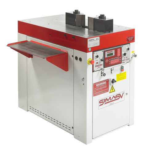Hydraulic press brake / CNC / horizontal T40 DIGIT COOL 1 AXIS CNC SIMASV