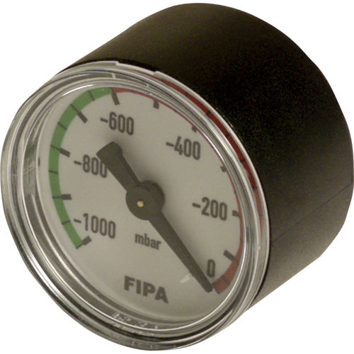 mechanical vacuum gauge / digital / analog